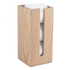 Wireworks Mezza Natural Oak Toilet Roll Box