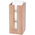 Wireworks Mezza Natural Oak Toilet Roll Box: Image 1