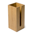 Wireworks Arena Bamboo Toilet Roll Box