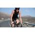 Zone3 Women's Aquaflo Triathlon Suit - Black/Purple: Image 4