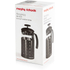 Morphy Richards 46190 8 Cup Cafetiere - Black - 1000ml