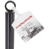 Morphy Richards Accents Towel Pole - Black