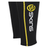 Skins Men's A200 Thermal Long Compression Tights - Black/Yellow: Image 5