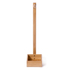 Wireworks Arena Bamboo Freestanding Roll Holder: Image 2