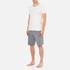 Derek Rose Men's Marlowe 1 Shorts - Charcoal: Image 4