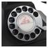 GPO Retro 200 Classic Rotary Dial Telephone - Black: Image 4