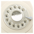 GPO Retro 746 Rotary Dial Telephone - Ivory: Image 2