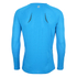 Skins Men's 360 Long Sleeve Tech Process Top - Blue: Image 2