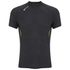 Skins Men's 360 Short Sleeve Tech Top - Black: Image 1