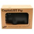 Capitalist Pig Chalk Board Piggy Bank: Image 2