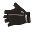 Santini Gel Mania Summer Mitts - Black: Image 1