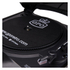 GPO Retro Memphis Turntable 4-in-1 Music System with Built in CD and FM Radio - Black: Image 5