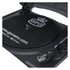 GPO Retro Memphis Turntable 4-in-1 Music System with Built in CD and FM Radio - Silver: Image 5