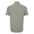 Berghaus Men's Lawrence Short Sleeve Shirt - Green/White Check: Image 2