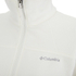 Columbia Women's Fast Trek II Full Zip 250g Fleece Top - White: Image 4
