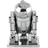 Star Wars R2D2 Metal Construction Kit: Image 4