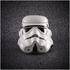 Star Wars Stormtrooper Cookie Jar - Black/White: Image 1