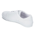 A.P.C. Men's Jaden Leather Tennis Shoes - White: Image 7