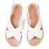 Ancient Greek Sandals Women's Maria Leather Sandals - White: Image 2