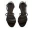 BOSS Hugo Boss Women's Tahara-A Grosgrain Barely There Heeled Sandals - Black: Image 2
