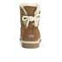 UGG Women's Selene Mini Sheepskin Boots - Chestnut: Image 3