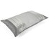 Catherine Lansfield Gatsby Filled Cushion - Silver (30X50cm)