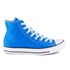Converse Unisex Chuck Taylor All Star Canvas Hi-Top Trainers - Light Sapphire: Image 1