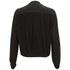 BOSS Orange Women's Oethna Drape Jacket - Black: Image 2