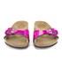 Birkenstock Women's Madrid Single Strap Metallic Sandals - Mirror Pink: Image 4