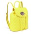 Love Moschino Women's Quilted Backpack - Yellow: Image 2