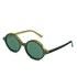 Han Kjobenhavn Doc Handmade Sunglasses - Liquorice: Image 2