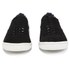 Thakoon Addition Women's Warwick 01 Woven Suede Slip On Trainers - Black Matt: Image 4