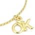 Venessa Arizaga Women's I Love You OK Necklace - Burgundy: Image 4