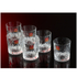 RCR Six Fire Whisky Glasses: Image 1