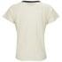 Wildfox Women's Romeo V Neck Pocket Bun T-Shirt - Vintage Lace/Dirty Black: Image 2