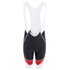 Primal Infrared QX5 Bib Shorts - Red/White/Black: Image 1