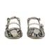 Carven Women's Tie Dye Espadrille Sandals - Natural: Image 4