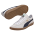 Puma Men's Brasil Football Vintage Trainers - Peacoat/White: Image 1