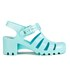 JuJu Women's Babe Heeled Jelly Sandals - Paloma Blue: Image 1