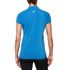 Asics Women's Half Zip Shorts Sleeve Running Top - Jeans Blue: Image 4