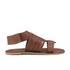 Ravel Women's Missouri Weave Flat Sandals - Tan: Image 1