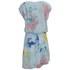 VILA Women's Splash Dress - Starlight Blue: Image 2