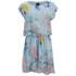VILA Women's Splash Dress - Starlight Blue: Image 1