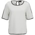 VILA Women's Sporty Top - Snow White: Image 1