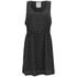Cheap Monday Women's Draw Dress - Black Melange/Black: Image 1