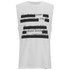 Cheap Monday Men's Muscle Tank Top - Off White: Image 1