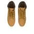 Timberland Women's Earthkeepers Glastenbury 6 Inch Boots - Wheat Nubuck: Image 2