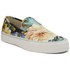 Polo Ralph Lauren Men's Mytton NE Floral Slip On Trainers - Black Multi: Image 5