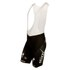 Etixx Quick-Step Replica Bib Shorts - White/Black: Image 3