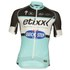 Etixx Quick-Step Replica Pro Race Short Sleeve Jersey - Black/Blue: Image 1